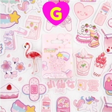 Kawaii Pink Stickers