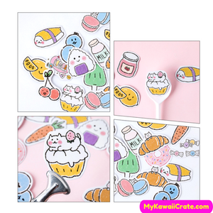 Snack Stickers