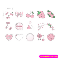 Kawaii Decorative Stickers