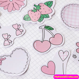 Cherry Stickers