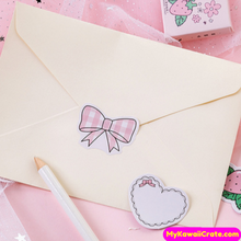 Snail Mail Seal Stickers