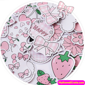 Girly Stickers