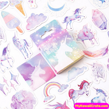 Unicorn Kingdom Stickers