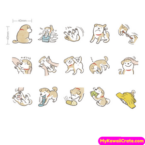Funny Animals Stickers