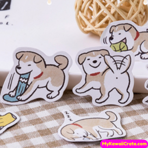 Puppy Stickers