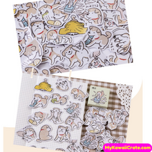 Kawaii Dog Stickers