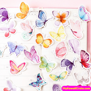 Colorful Butterfliles