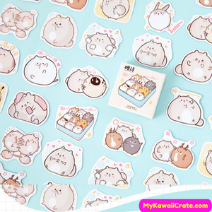 Kawaii Animals Stickers