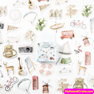 zakka sticker