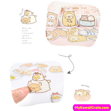 Cartoon Characters stickers