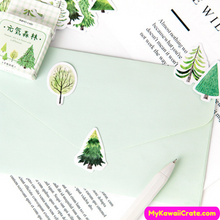 Cute Tree Stickers