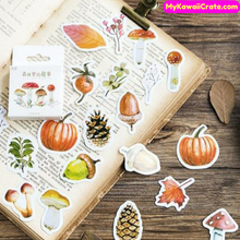 45 Pc The Story About the Forest Mini Sticker Pack