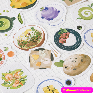 Food Decal