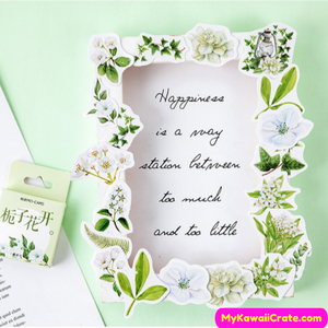Floral Decorative Stickers