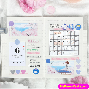 Cutest Bullet Journal Stickers