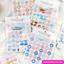 Cherry Blossom Stickers