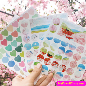 Sakura Stickers