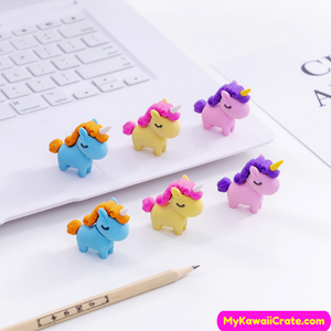 Children Pencil Erasers