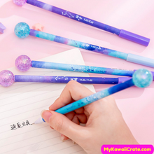 4 Pc Constellations of the Zodiac Gel Pens