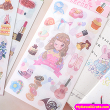 Adorable stickers