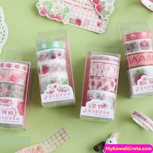 Strawberry Decorative Tape