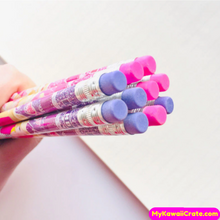 Cute Pencils with erasers