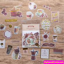 Coffee Lover Stickers