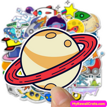 Planet Stickers
