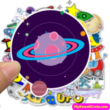 Universe Stickers