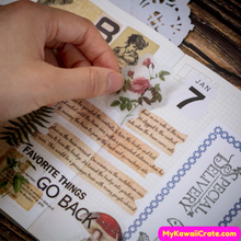 Junk Journal Stickers