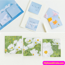 Spring is in the Air Sticky Notes 60 Pc Set