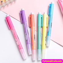 Cartoon Animals Markers