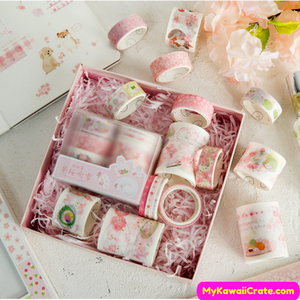 Sakura Washi Tape Set