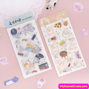 Kawaii Decorative Sticker