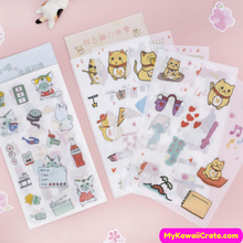 Cute Cartoon Stickers