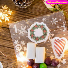 A Colorful Merry Christmas Decorative Stickers