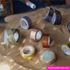 Arabian Nights Gilding Washi Tape / Masking Tape