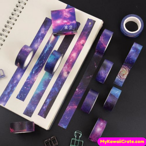 Aurora Borealis Polar Lights Washi Tape / Masking Tape