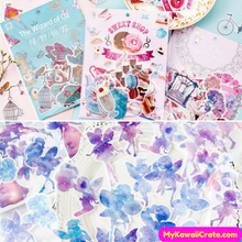 Pastel Colors Stickers