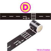 Creative Railroad Railway Washi Tape / Masking Tape