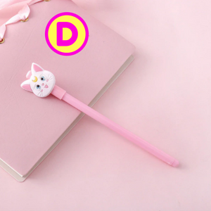 Cute Sailor Moon Luna Artemis Kitty Cats Gel Pen