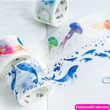 Daughter of the Sea Washi Tape / Masking Tape