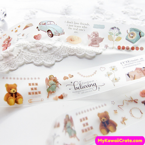 Cute Cartoon Washi Tape