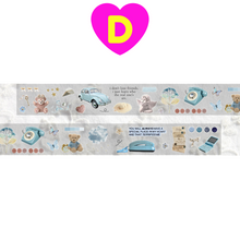 Delicious Sweets Desserts Angels Transparent Tapes