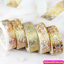 Gold Decorative Tapes