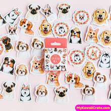 Dog Sticker Set