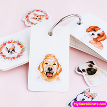 Labrador Stickers