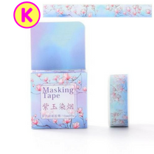 Dreaming of Flowers Washi Tape / Masking Tape