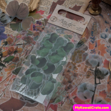 Cotton Plant Stickers