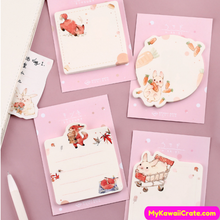Forest Animals Memo Pad